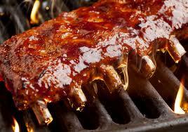 barbecued porkribs