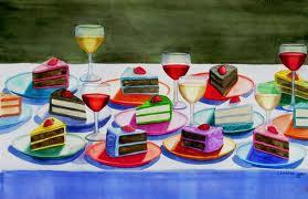 cakes&wine